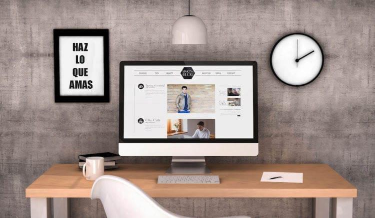 Cómo crear un sitio web en 5 minutos con WordPress thumbnail