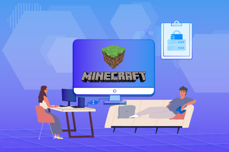 Play Minecraft With Friends Across Devices Using A Bedrock