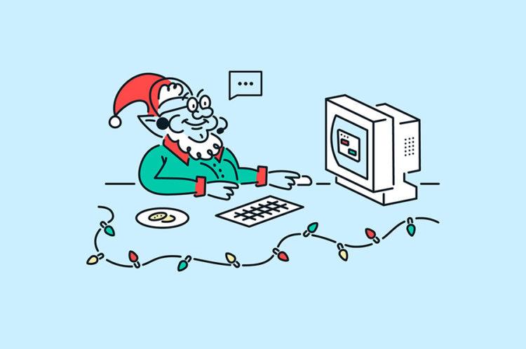 Cómo tu negocio en línea puede mejorar el servicio al cliente durante las fiestas thumbnail