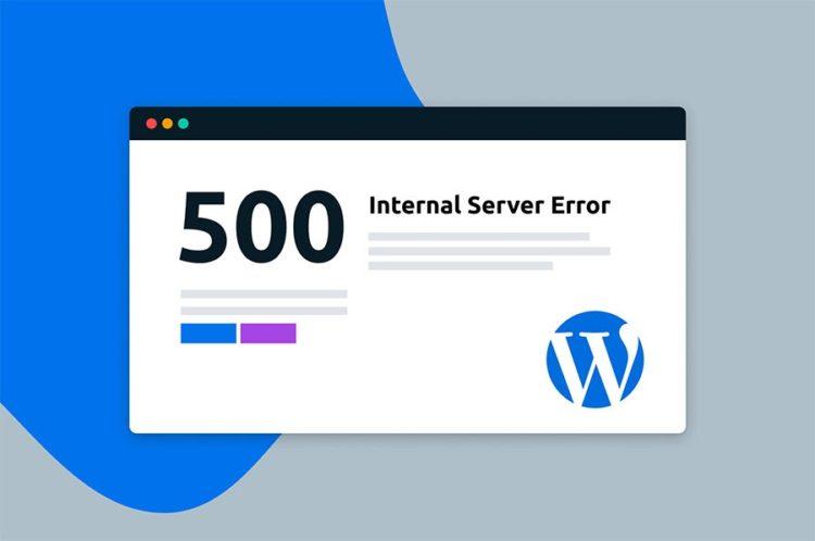 Cómo arreglar el error 500 — Internal Server Error en WordPress (10 Consejos) thumbnail