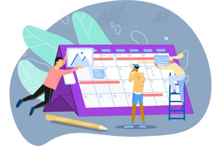 Cómo crear un calendario editorial para tu blog thumbnail