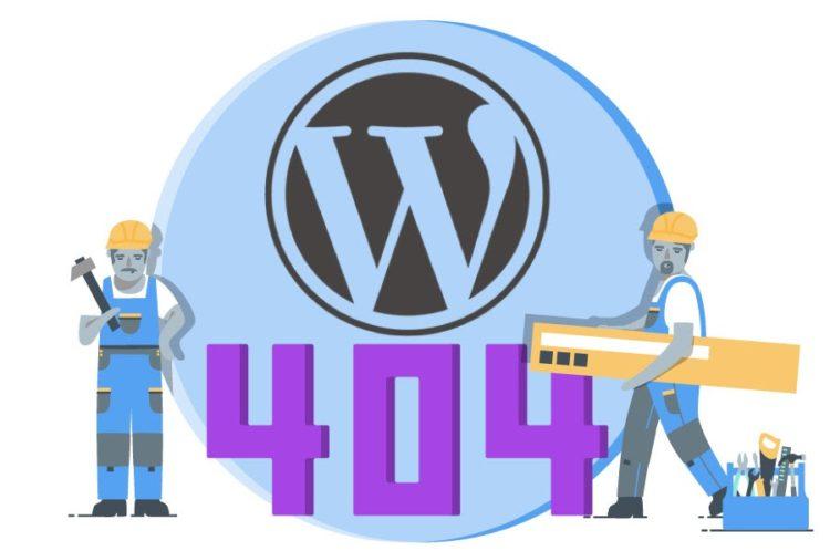 Cómo arreglar el error de WordPress '404 Not Found' thumbnail